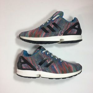 Adidas ZX Flux Youth Athletic Shoes
